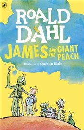 James and the Giant Peach (Dahl Fiction) - Dahl, Roald