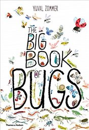 Big Book of Bugs - Zommer, Yuval