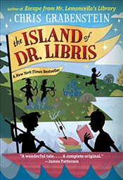 Island of Dr. Libris - Grabenstein, Chris