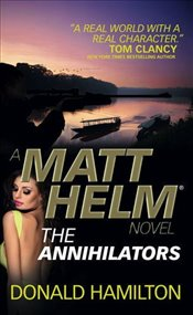 Matt Helm - The Annihilators - Hamilton, Donald