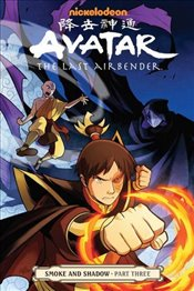 Avatar the Last Airbender 3 : Smoke and Shadow - Yang, Gene Luen
