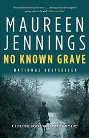No Known Grave - Jennings, Maureen