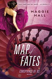 Map of Fates - Hall, Maggie