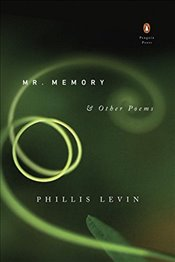 Mr. Memory & Other Poems (Poets, Penguin) - Levin, Phillis