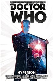 Doctor Who : The Twelfth Doctor Vol .3 (US edition) - Morrison, Robbie