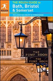 Rough Guide to Bath, Bristol & Somerset - Guides, Rough