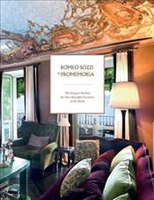 Romeo Sozzi and Promemoria: The Designer Behind the Most Beautiful Furniture in the World - Leonforte, Pierre