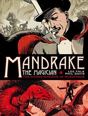 Mandrake the Magician: The Sundays Volume One - The Hidden Kingdom of Murderers: 1 - Falk, Lee