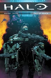 Halo: Fall of Reach - Reed, Brian