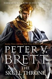 Skull Throne : Demon Cycle : Book 4 - Brett, Peter V.