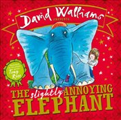 Slightly Annoying Elephant - Walliams, David