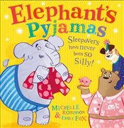 Elephants Pyjamas - Robinson, Michelle