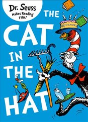 Cat in the Hat - Dr. Seuss