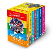 World of David Walliams: Super-Tastic Box Set - Walliams, David
