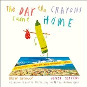 Day the Crayons Came Home - Daywalt, Drew