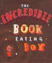 Incredible Book Eating Boy - Jeffers, Oliver