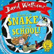 Theres a Snake in My School! - Walliams, David