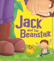Jack and the Beanstalk (My First Fairy Tales) - Alperin, Mara