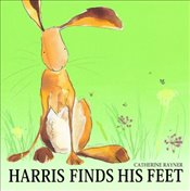 Harris Finds His Feet - Rayner, Catherine