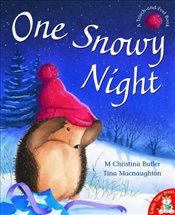 One Snowy Night - Butler, Christina M.