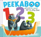 Peekaboo 123: Counting Has Never Been So Much Fun! -