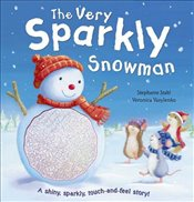 Very Sparkly Snowman - Stahl, Stephanie