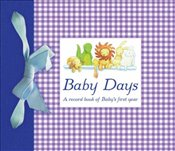 Baby Days (Record Book) -