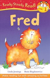 Fred (Ready Steady Read) - Jennings, Linda