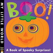 Boo!: A Book of Spooky Surprises (My Little World) - Litton, Jonathan