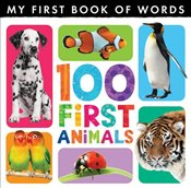 My First Book of Words: 100 First Animals - Little Tiger Press