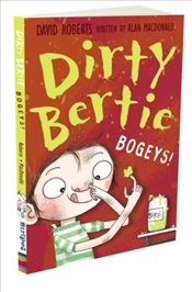 Bogeys! (Dirty Bertie) - Macdonald, Alan