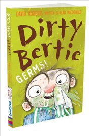 Germs! (Dirty Bertie) - Macdonald, Alan