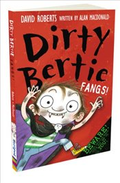 Fangs! (Dirty Bertie) - Macdonald, Alan