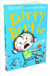 Ouch! (Dirty Bertie) - Macdonald, Alan
