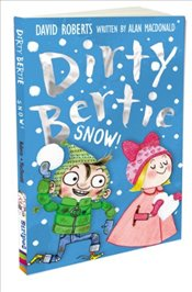 Snow! (Dirty Bertie) - Macdonald, Alan