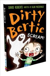 Scream! (Dirty Bertie) - Macdonald, Alan