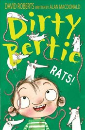Rats! (Dirty Bertie) - Macdonald, Alan