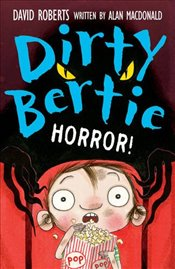 Horror! (Dirty Bertie) - Macdonald, Alan