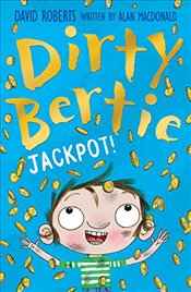 Jackpot! (Dirty Bertie) - Macdonald, Alan