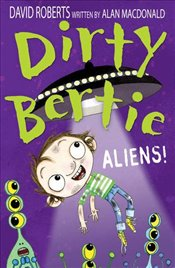 Aliens! (Dirty Bertie) - Macdonald, Alan