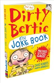 My Joke Book (Dirty Bertie) - Macdonald, Alan