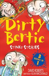 Stinky Stories: Mud! Germs! Loo! (Dirty Bertie) - Macdonald, Alan