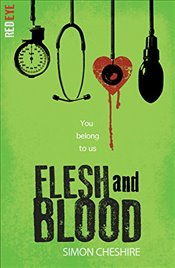 Flesh and Blood (Red Eye) - Cheshire, Simon