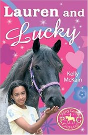 Lauren and Lucky (Pony Camp Diaries) - McKain, Kelly