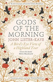 Gods of the Morning : A Birds Eye View of a Highland Year - Lister-Kaye, John
