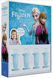 Frozen Icicle Pops and Cool Creations - Starr, Lara