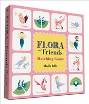 Flora and Friends Matching Game - Idle, Molly