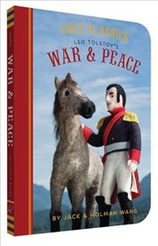 Cozy Classics : War & Peace - Wang, Jack