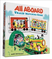 All Aboard Train Matching Game - Boutavant, Marc