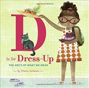 D Is for Dress Up - Carluccio, Maria